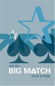 Cover of: Win the Big Match