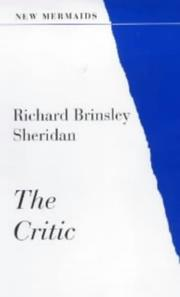 Cover of: Critic