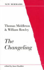 Cover of: The changeling