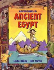 Cover of: Adventures in Ancient Egypt (Good Times Travel Agency)