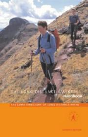 Cover of: The Long Distance Walkers Handbook |