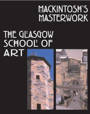 Cover of: Mackintosh's Masterwork