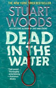Cover of: Dead in the Water | Stuart Woods