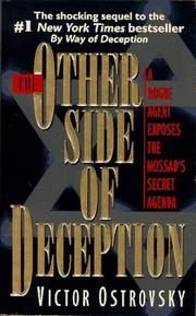 Cover of: The Other Side of Deception | Victor Ostrovsky