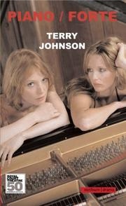 Cover of: Piano/Forte | Terry Johnson