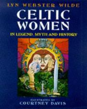 Cover of: Celtic women