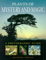 Cover of: Plants of mystery and magic