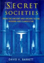 Cover of: Secret Societies