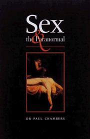 Cover of: Sex & the Paranormal