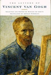 Cover of: The letters of Vincent van Gogh
