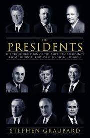 Cover of: Presidents