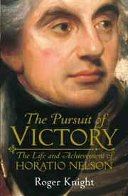 Cover of: The Pursuit of Victory | R. J. B. Knight