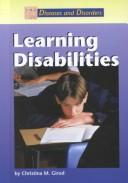 Cover of: Learning disabilities by Christina M. Girod