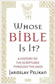 Cover of: Whose Bible Is It?