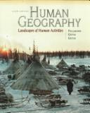 Human geography by Jerome Donald Fellmann