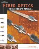 Cover of: Fiber optics technician