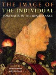 Cover of: The Image of the Individual | Nicholas Mann