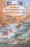 Cover of: The diary of John Wesley Powell