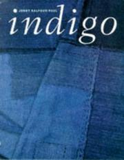 Cover of: Indigo