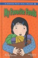 Cover of: My favorite foods