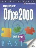 Cover of: Microsoft Office 2000 basics