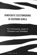 Cover of: Democratic electioneering in Southern Africa
