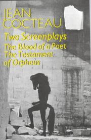 Cover of: Sang d'un poète: The blood of a poet, The testament of Orpheus