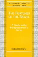 Cover of: fortunes of the novel | Robert Ter Horst