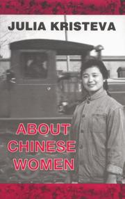 Cover of: Des Chinoises