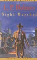 Cover of: Night marshal