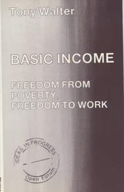 Cover of: Basic income