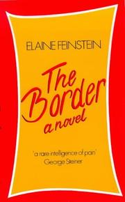 Cover of: The border