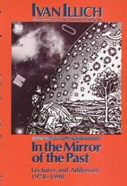 Cover of: In the mirror of the past: lectures and addresses, 1978-1990