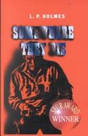 Cover of: Somewhere they die
