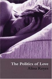 Cover of: The politics of love
