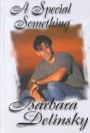 Cover of: A special something