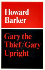 Cover of: Gary the thief/Gary upright