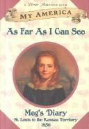 Cover of: As Far As I Can See