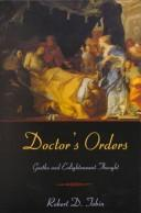 Cover of: Doctor's orders