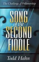 Cover of: Song of the second fiddle