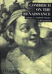 Cover of: Symbolic Images (Gombrich on the Renaissance)