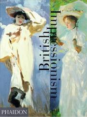 Cover of: British impressionism