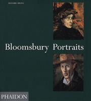Cover of: Bloomsbury portraits