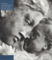 Cover of: Italian Renaissance Sculpture | John Wyndham, Sir Pope-Hennessy