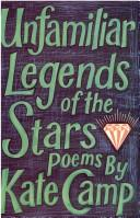 Cover of: Unfamiliar legends of the stars