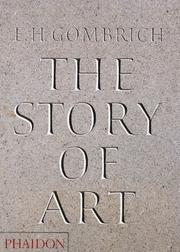 Cover of: The Story of Art, 16th Edition (Gombrich, Ernst Hans Josef//Story of Art)