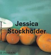 Cover of: Jessica Stockholder
