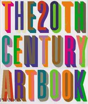 Cover of: The 20th Century Art Book | Editors of Phaidon Press
