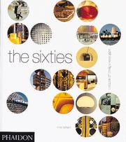 Cover of: The Sixties: decade of design revolution