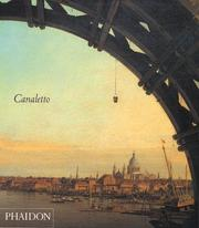 Cover of: Canaletto | J. G. Links